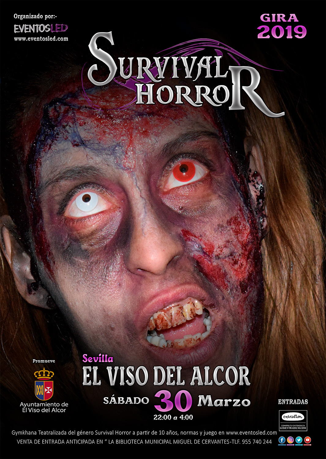 cartel survival horror bueno